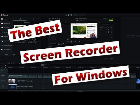 The Best Screen Recorder For Windows (2018)