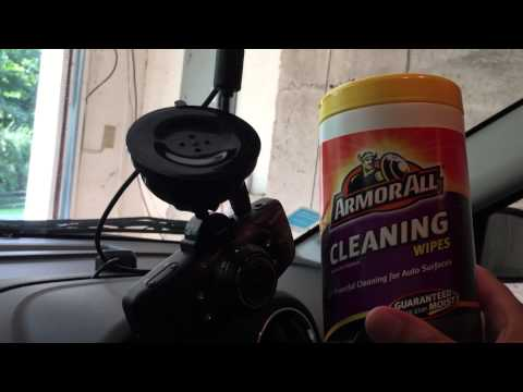 Tech Tip: How to fix your GPS suction cup or car dvr suction cup!