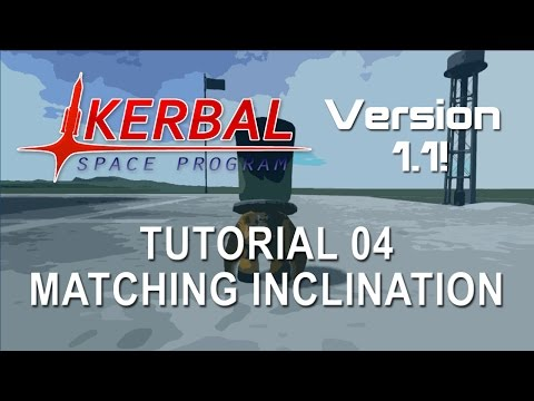 Kerbal Space Program 1.1 Tutorial 04 - Minmus and Inclination