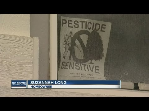 Homeowners claim HOA mandated pesticides are sickening pets