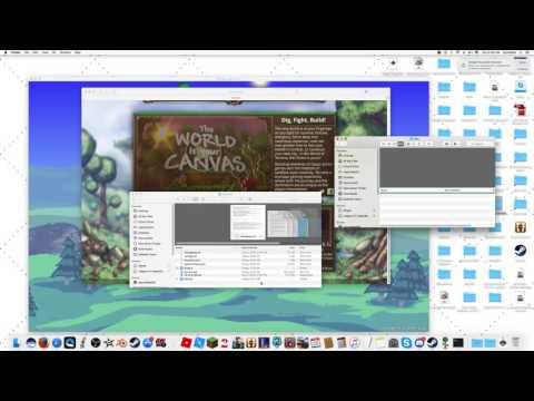 How to create a Terraria server on a Mac! (NO HAMACHI!)