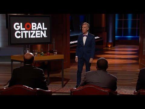 Bill Nye on Shark Tank