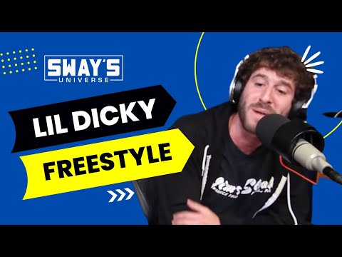 Lil Dicky Steps Up to the Mic for an Exclusive Sway In The Morning Freestyle