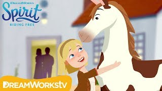 Fast Friends Abigail Boomerang Meet For The FIRST Time SPIRIT RIDING FREE