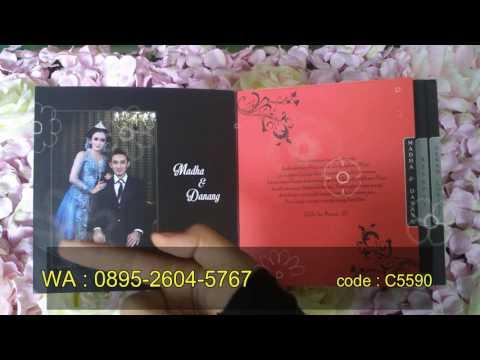 Wedding Invitation Cards Samples CS590