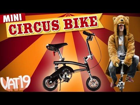 A Bike fit for a Clown