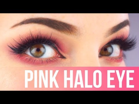 Pink Halo Eye Makeup Tutorial - Deck of Scarlet x Kim Thai Palette || KELLI MARISSA