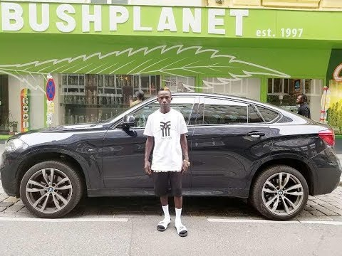 Woowwww! Patapaa is very excited and thanks Emmanuel Adebayor & Funny Face for getting him......