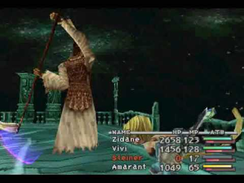 Final Fantasy IX - Lich & Getting The Excalibur II