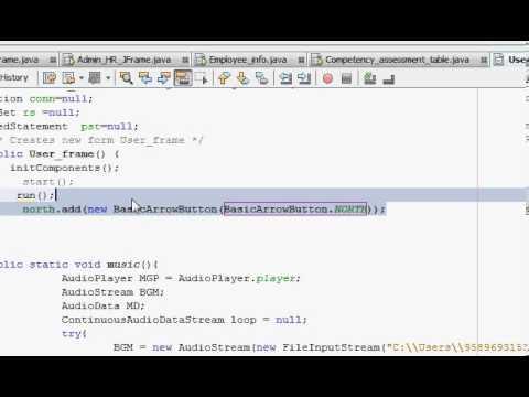 Java prog#121. Show Arrow Shape on JButtons