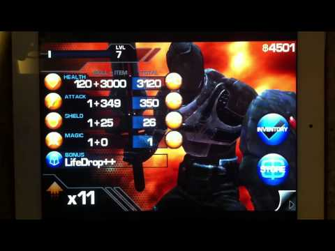 Infinity blade 1 awesome glitch part 1
