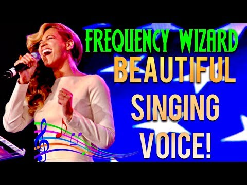 GET A BEAUTIFUL SINGING VOICE FAST! SUBLIMINAL AFFIRMATIONS HYPNOSIS MEDITATION BINAURAL BEATS