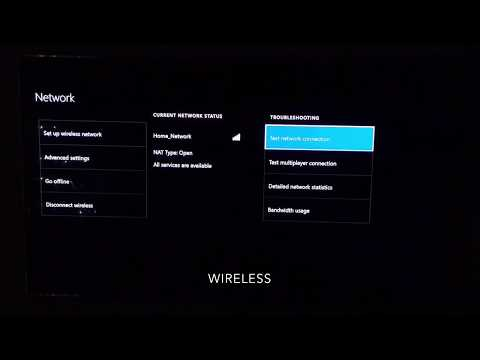 Xbox One Wireless VS Wired Internet Speed Test