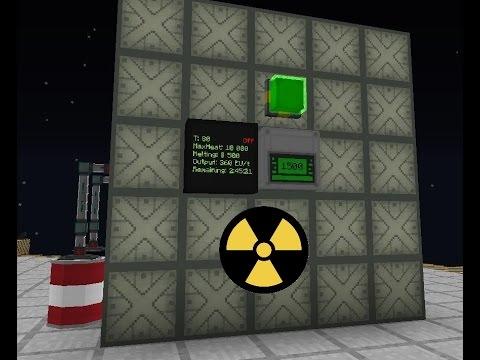 Reator Nuclear.  Fluid Reactor IC2
