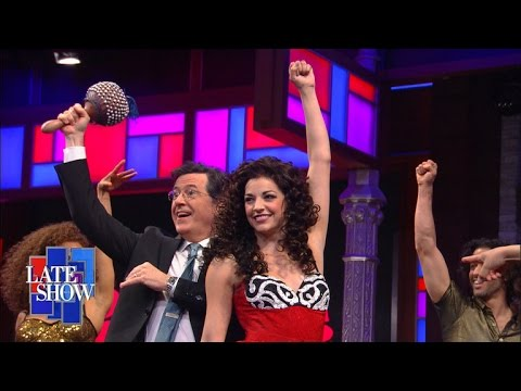 The Cast Of 'On Your Feet' Stops By