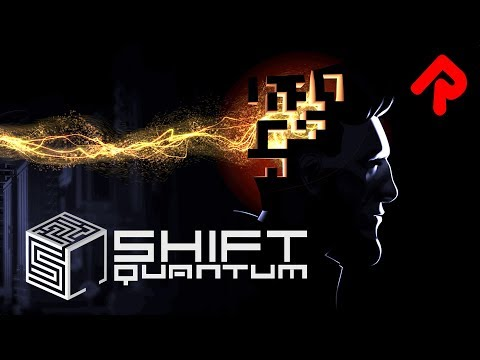 SHIFT QUANTUM gameplay: Invert the World to Solve Puzzles! (PC, Switch, PS4, Xbox One game)