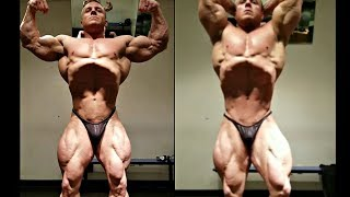 The Best Current IFBB Pro Vacuum Pose