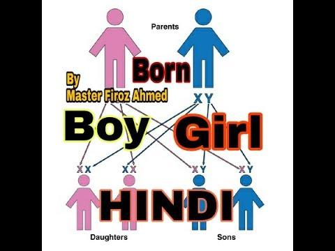 Know How Male Baby & Female Baby Produce [IN HINDI] Janye Ladka Aur  Ladki kaise Paide Hota Hai