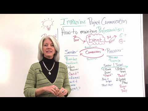 Improving Your Project Management Communication