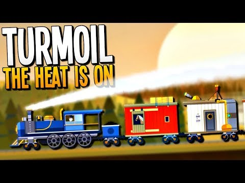 New Turmoil Expansion! BECOMING THE RICHEST OIL BARON IN THE WORLD - Turmoil The Heat is On Gameplay