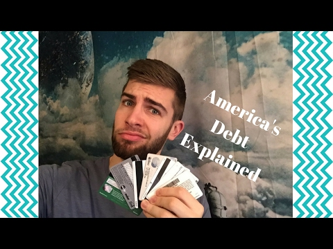 America's Debt Explained In Simple Terms