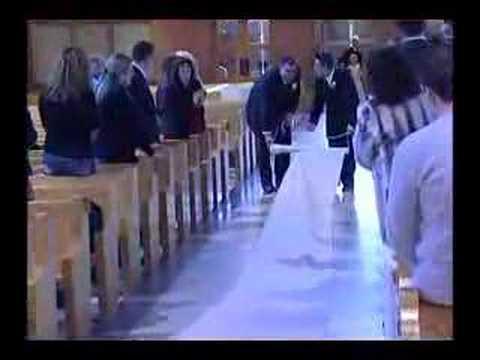 Sheryl & Eugene Wedding Runner Problem