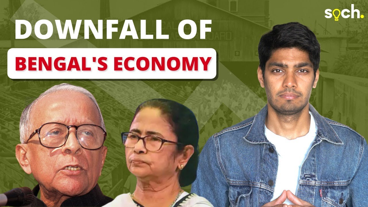 In 1960, Bengal was the richest Indian state. What happened to its economy?