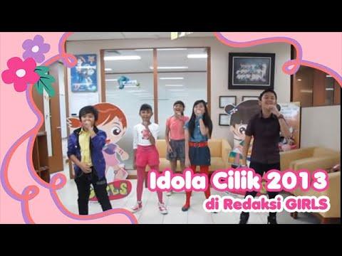 Idola Cilik 2013 di Redaksi GIRLS