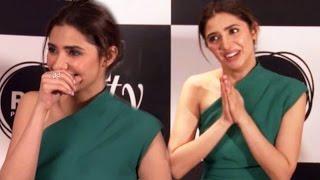 Indian Reporter FLIRTS With Pakistani Actress Mahira Khan