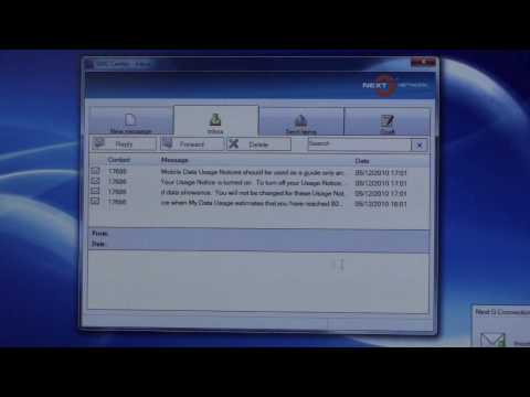Managing your Telstra Mobile Broadband Data Usage