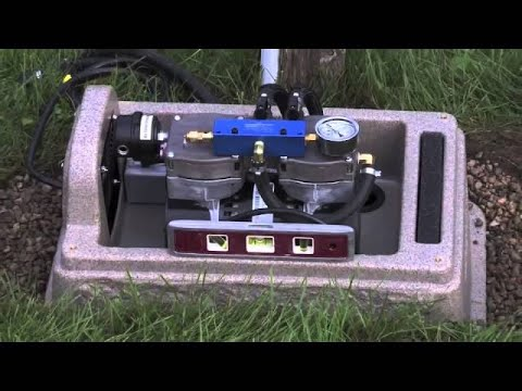 How To Install A Large Pond Aerator