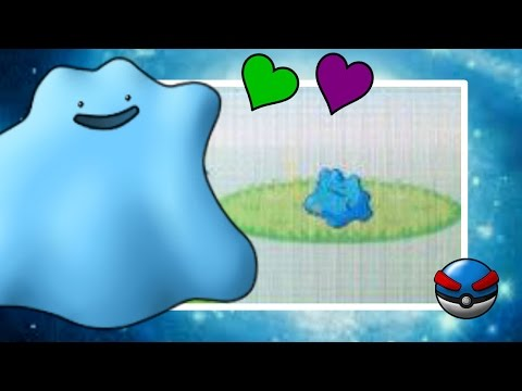 Live Reaction + Sparkles!!! Shiny Ditto after 5,652 REs in LeafGreen (Phase 1) (2 in 1 day)