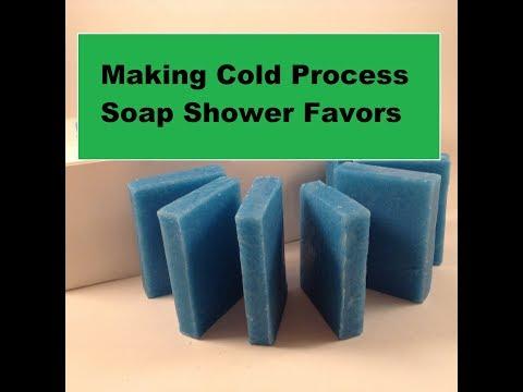 DIY Shower Wedding Favors Bulk CP Soap DIY Making and Cutting Plan B