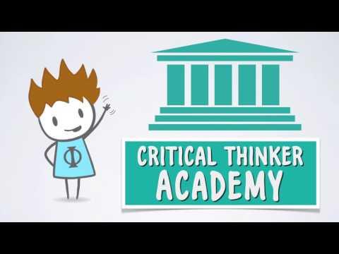 Critical Thinker Academy - Trailer