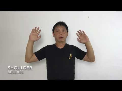 How to get rid of shoulder tension instantly
