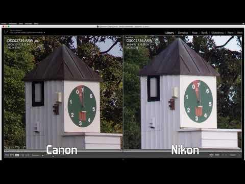 Nikon AI 200mm F4 vs Canon FD 200mm F4 Lens Comparison