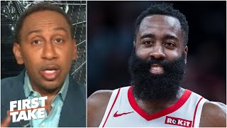 Is James Harden a top-5 NBA player? First Take debates