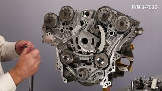 VE COMMODORE TIMING CHAIN REPLACEMENT (Part 3 Final