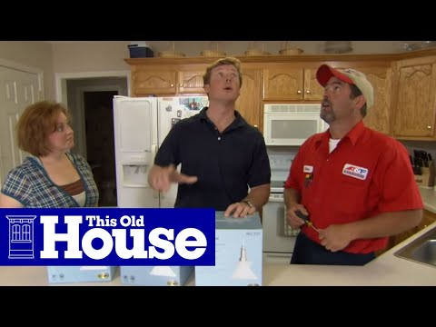 How to Install a Pendant Light - This Old House