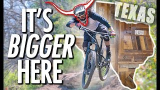 MTB is MASSIVE in Texas, But How? 🤷‍♂️