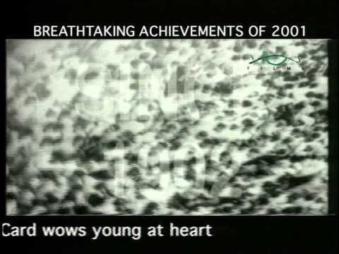 Citibank - Breathtaking Achievements of 2001