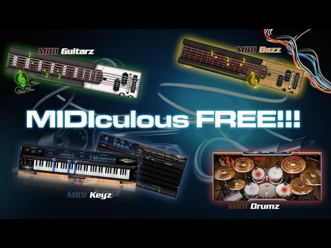 MIDIculous Music Learning Software - Learning from MIDI