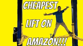 How to Install a 10,000lb 2 Post Lift - E61
