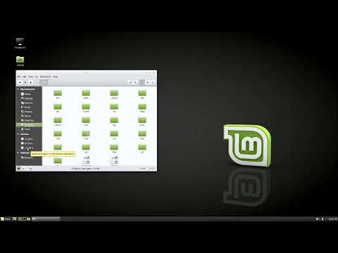 HOW TO: Erase your SD card after a bad image burn.  Gpart and Linux Mint 18 1 Live CD USB Boot