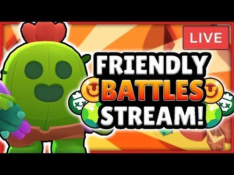 Brawl Stars Stream! - Playing with Fans and Grinding Trophies with Nick!
