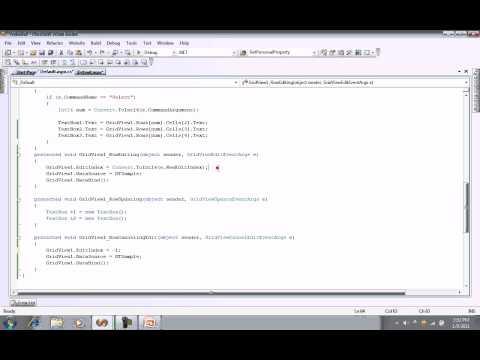 Edit, Update and Cancel Command in a GridView Control in ASP.Net (www.mendublog.blogspot.com)