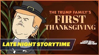 Download The Trump Family's First Thanksgiving Video