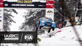 WRC 2016 REVIEW: Rally Sweden
