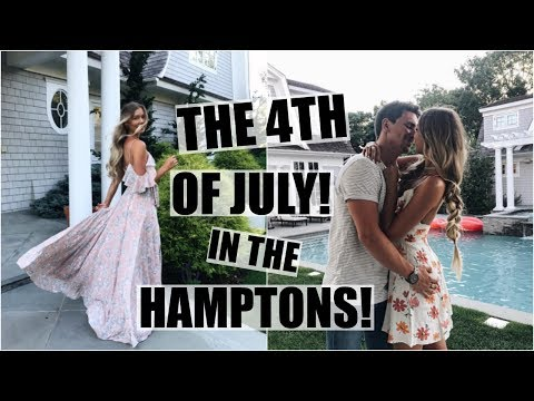 The Hamptons with REVOLVE 2017! // Travel Diary