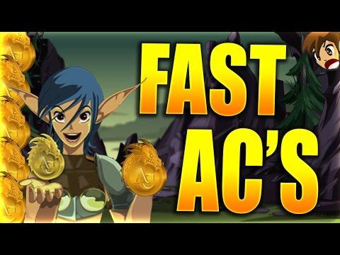 AQW FAST FREE AC!!! Community Suggestions!  AQWorlds 2017